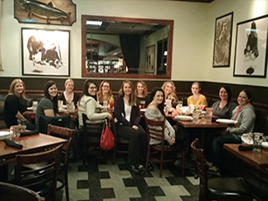Harr Dental's Continuing Education & Enjoying a Night Out!